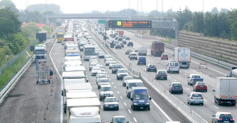 Traffico Autostradale 2918