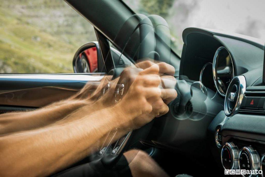 piantone regolabile volante Mazda MX-5 2019