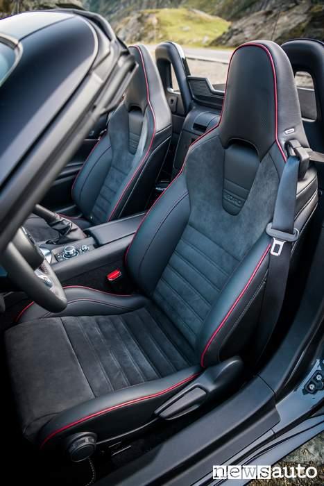 sedili sportivi Mazda MX-5 2019