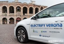 Volkswagen e-Golf Electrify Verona