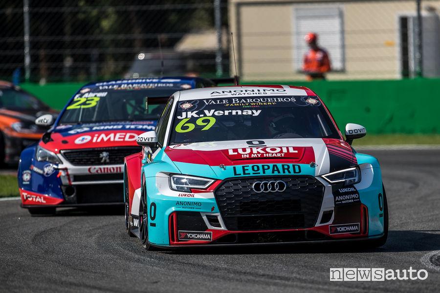 Euro TCR Monza 2018