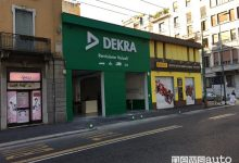 Centro revisione auto, Dekra Flagship Store Milano, Viale Umbria