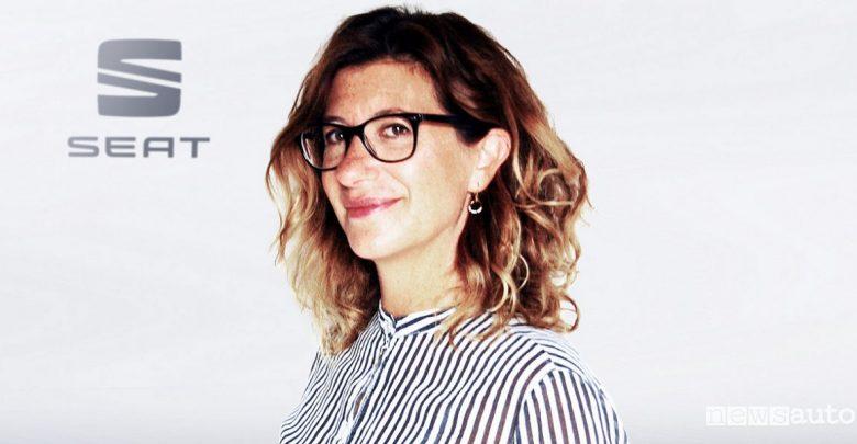 Francesca Sangalli Responsabile Color&Trim Concept&Strategy Seat