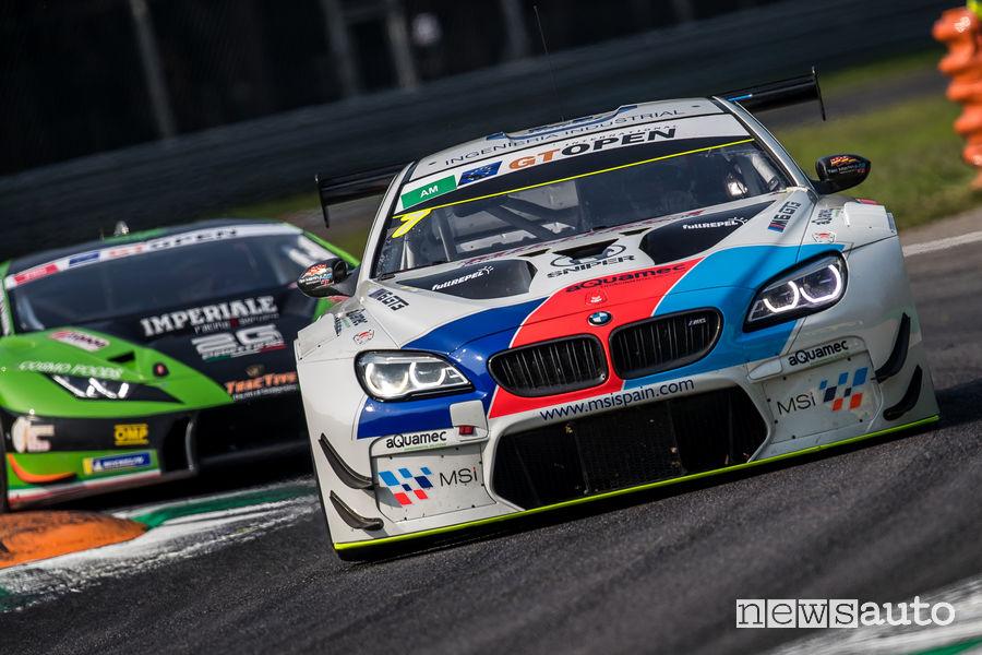 International GT Open Monza 2018