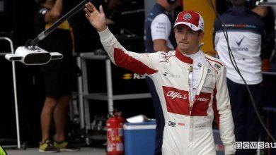 Charles Leclerc nuovo pilota Ferrari