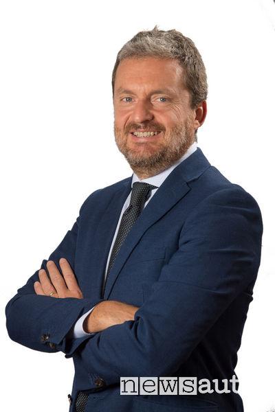 Marco Antonini Direttore di Citroen Italia