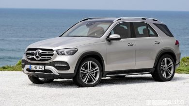 Photo of Nuova Mercedes GLE 2019, 4Matic con sospensioni pneumatiche Airmatic