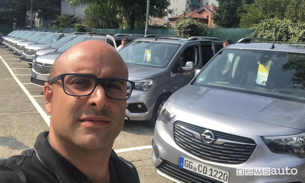 Opel_Combo Life 2019 primo contatto con Marco Savo