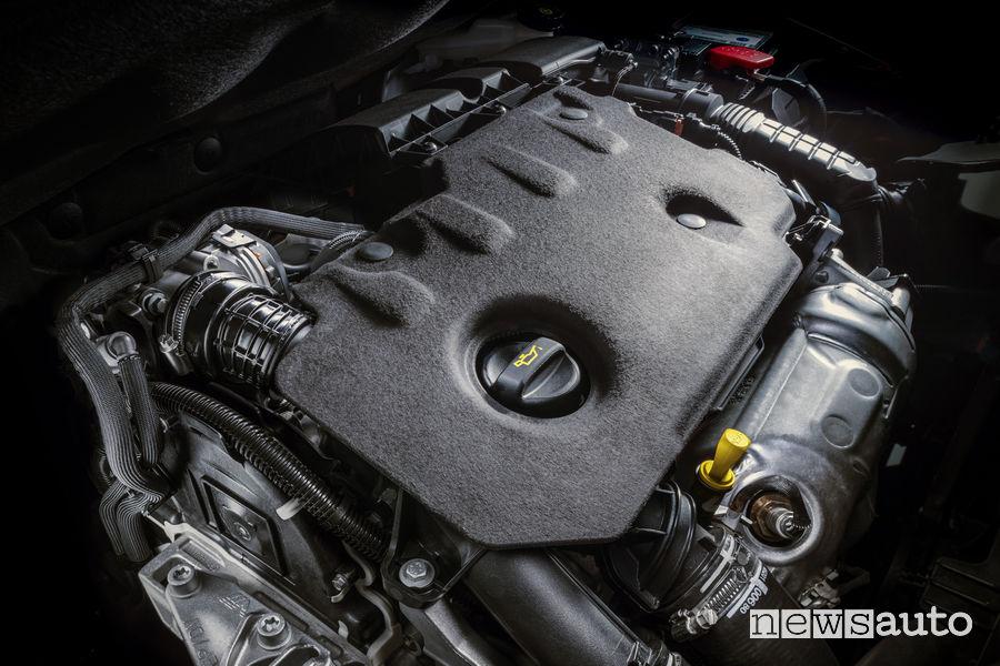 Opel Combo vano motore 1.5 Diesel