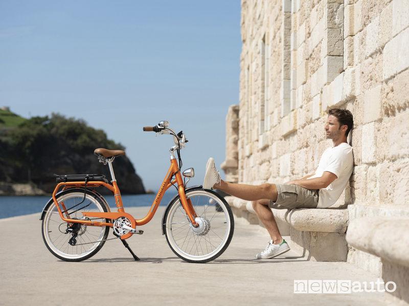 Peugeot bike eLC01