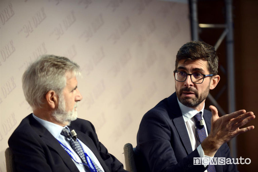 Pierantonio Vianello (Direttore marchio Seat Italia) all'Italian Energy Summit 2018 di Milano