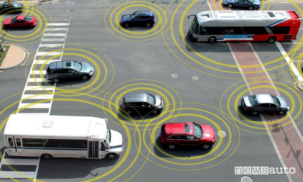 veicoli connessi futuro