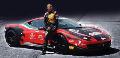 Fabio Barone Ferrari Marocco