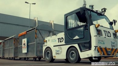 Photo of PSA Sochaux, logistica a guida autonoma