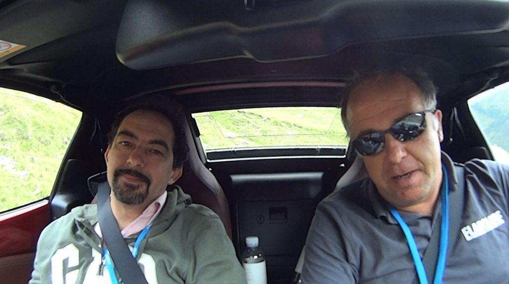 Mazda record equipaggio Mancini /Giannetti