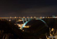 ponte di catanzaro illuminazione
