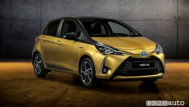 Photo of Toyota Yaris 2019, modello speciale 20 anni
