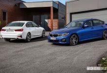 Nuova BMW Serie 3 2019 Berlina
