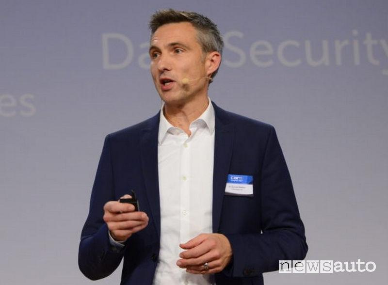 Responsabile della Sicurezza dei Veicoli della Volkswagen Gunnar Koether