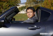 Hajime Seikaku, Ricerca e Sviluppo Mazda