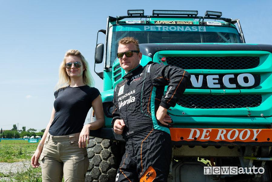 Misano Truck 2018 Iveco Petronas Dakar