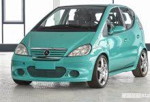 Auto e Moto d'Epoca 2018 Mercedes concept 1999