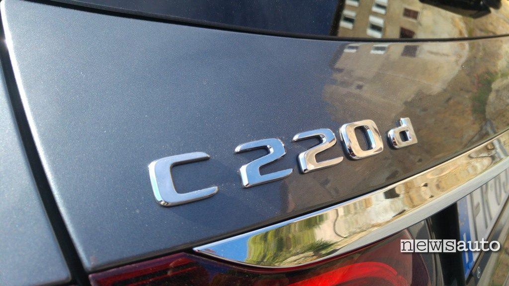 Mercedes-Benz Classe C C220 4Matic 4x4