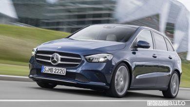 Photo of Mercedes Classe B 2019, anteprima nuovo modello