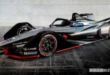 Nissan Formula E e.dams monoposto 2019