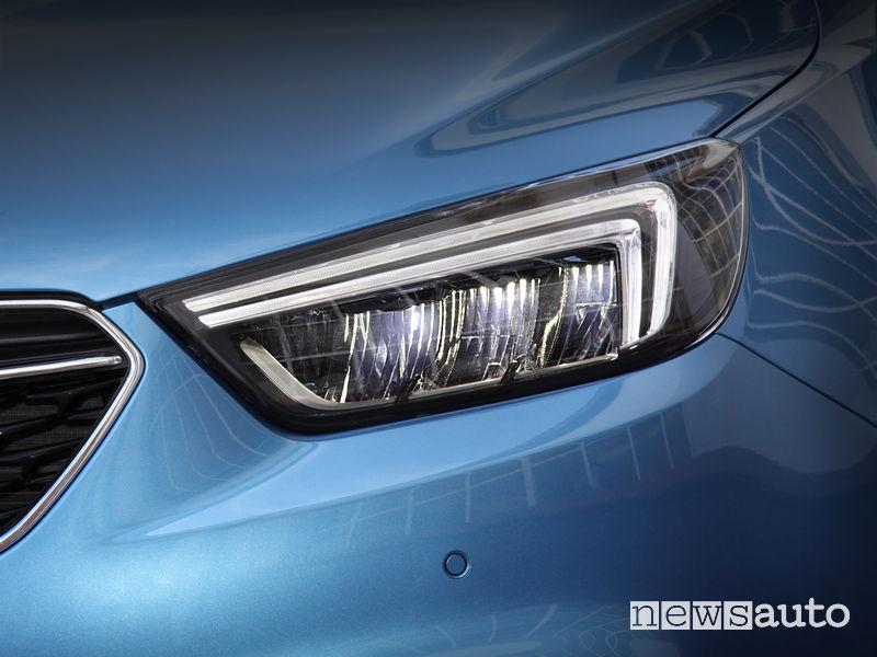Opel Mokka X fari Full LED