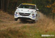 Opel Rally 2018 Karl Martin Volver