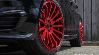 "Peugeot_308_GTi Clemens Motorsport, cerchi in lega 19"""