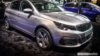 Photo of Peugeot 308 2019, serie speciale Tech Edition