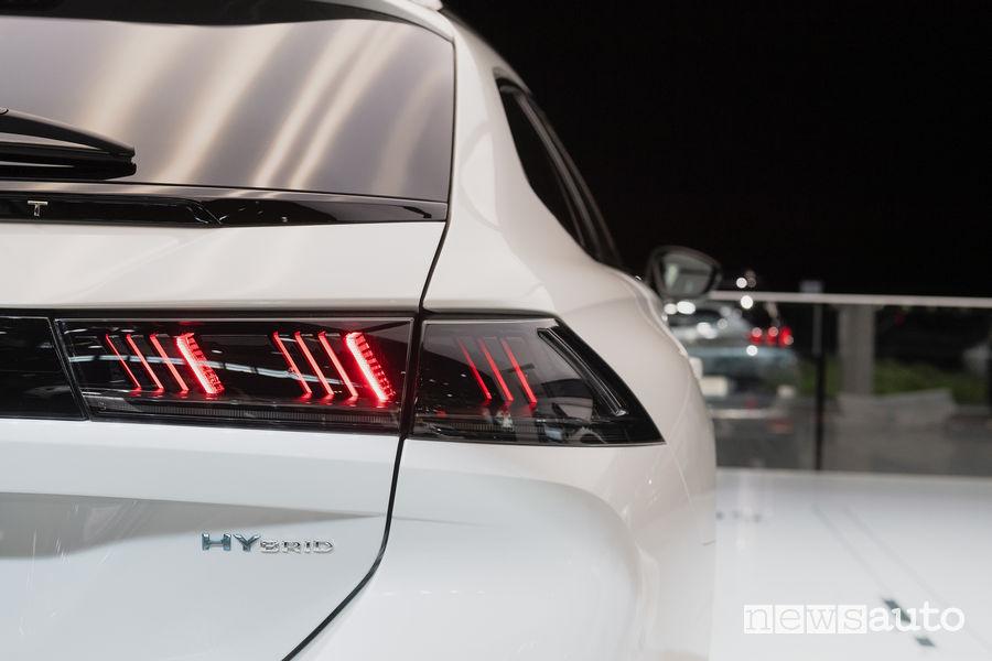 auto sportive elettriche peugeot