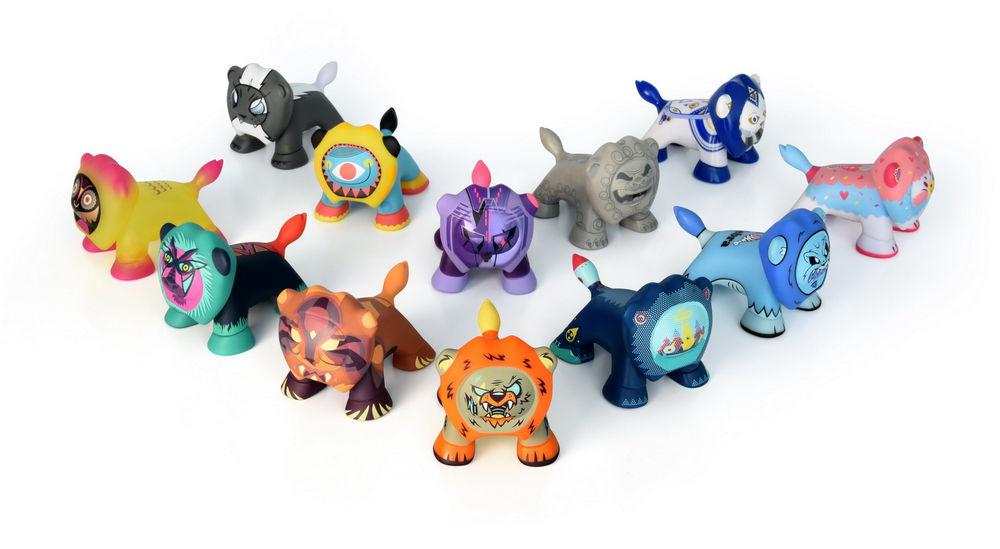 Peugeot toys Leo'z Serie 3