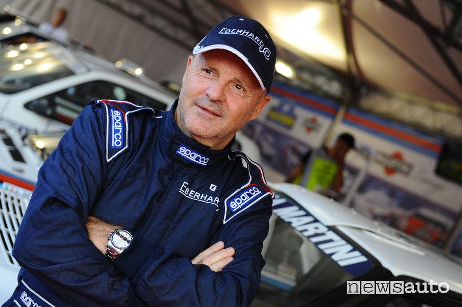 Miki Biasion al Rallylegend 2021