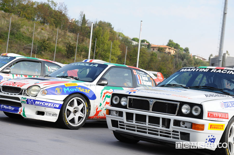 Rallylegend San Marino 2018