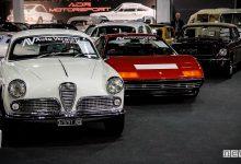 Auto e Moto d'Epoca 2018 Padova