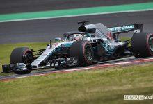 F1 2018 Gp Giappone Mercedes Lewis Hamilton