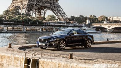 Jaguar Land Rover al Salone di Parigi 2018