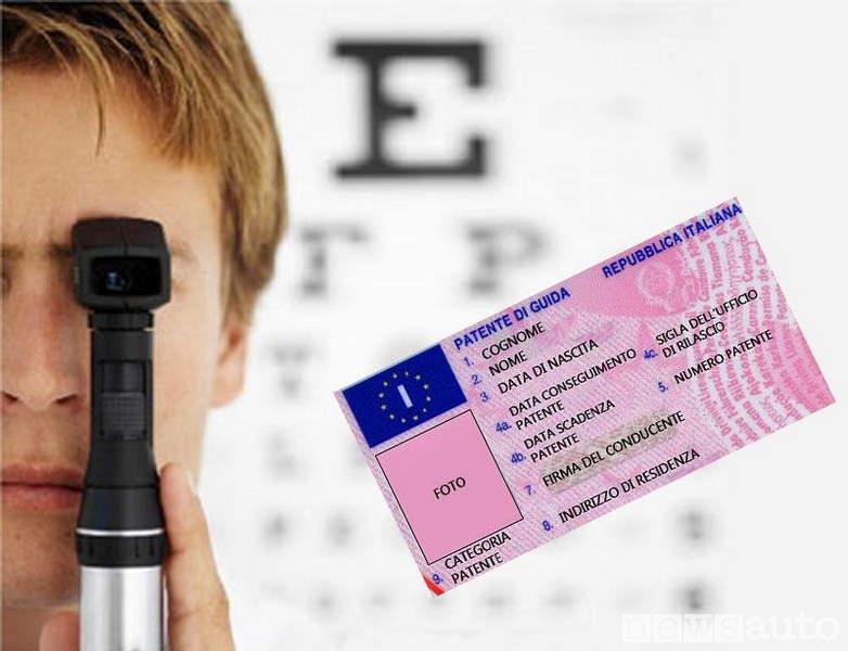 Visita Oculistica Patente Perchè Farla