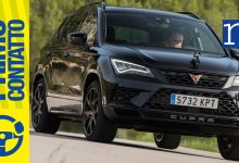 Ateca Cupra Video prova
