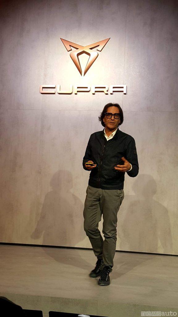 Antonio Labate director Cupra