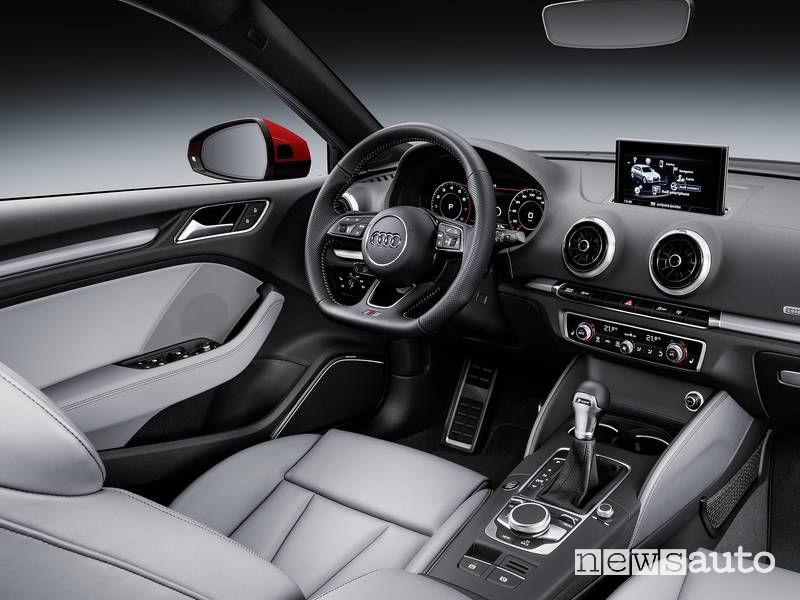 Audi_A3 Sportback 2019, abitacolo