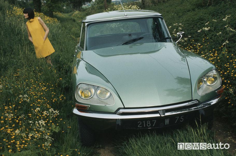 Citroen DS storiche 1972