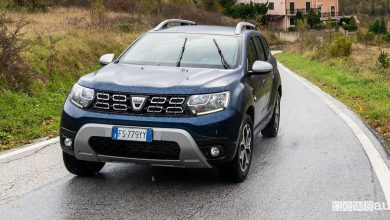 Dacia Duster GPL 2019