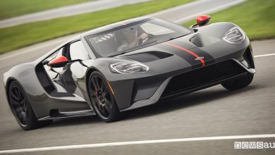 Ford GT 2019 serie limitata Carbon Series