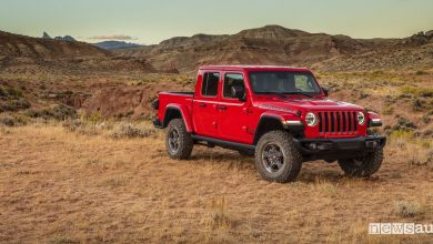 Photo of Jeep pick-up, nuova Gladiator 2020