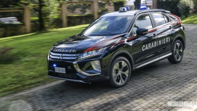 """Photo of Auto dei Carabinieri, arriva la nuova """"gazzella"""" Mitsubishi"""