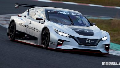 Photo of Nissan Leaf Nismo RC, auto elettrica da corsa!